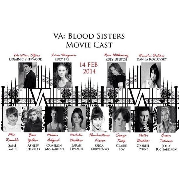 vampire academy first book pdf