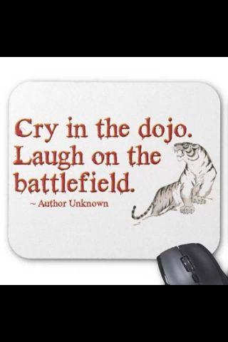 Martial Arts quote