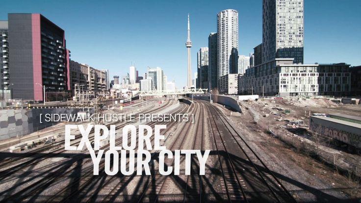 Sidewalk Hustle x Palladium 'Explore Your City' Spring 2014  http://sidewalkhustle.com/sidewalk-hustle-x-palladium-explore-your-city/