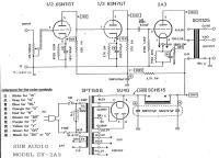 schemat wzmacniacz na lampie ecl86 - Szukaj w Google