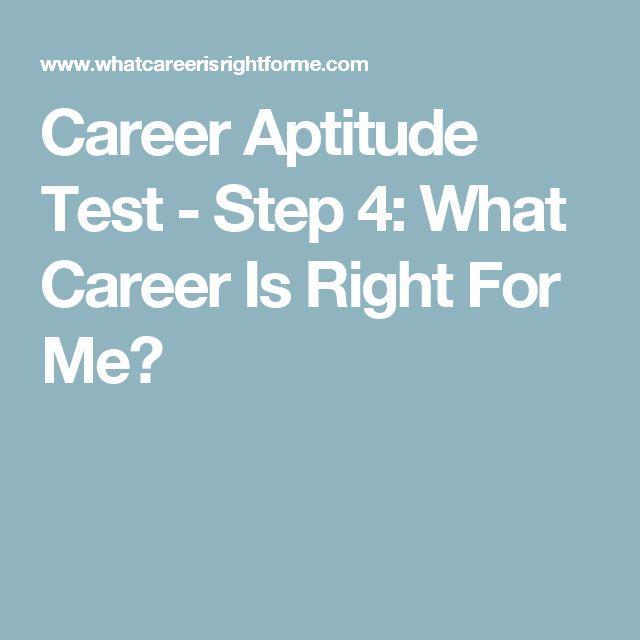 Fantastic 17 Best Ideas About Job Aptitude Test On Pinterest Career Path Hairstyles For Women Draintrainus