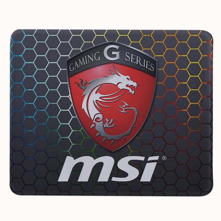MSI Mouse Pad Cheapest Large Pad To Mouse Notbook Computer Mouse Pad HD Print Gaming Pad Mouse Laptop Gamer Play Mats