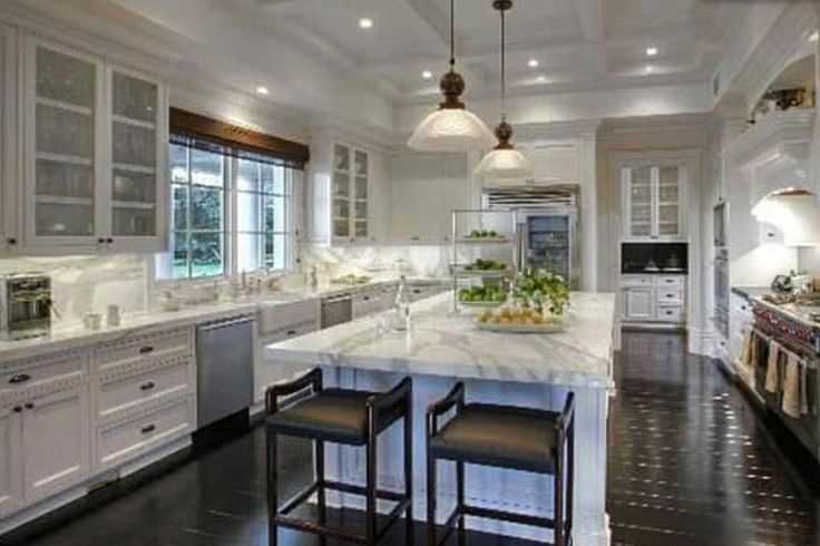 Modern Classic Kitchen Kitchen Pinterest Modern Classic Islands And Marbles