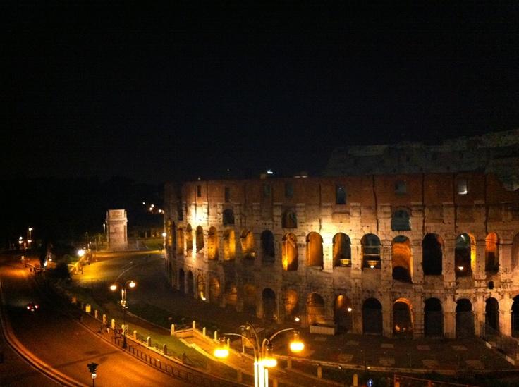 Anfiteatro Flavio -Colosseo-