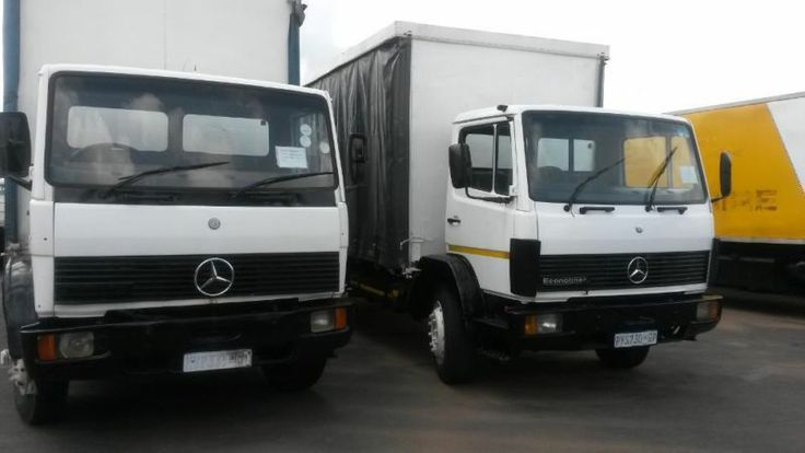 WELL TAKEN CARE OF 8 TONS MERCEDES ECONOLINER WITH A CURTAIN SIDE BODY 4 AVAILABLE.ALSO 8 TONS ISUZU WITH CURTAIN SIDE. ALL UNITS AT IMMACULATE CONDITIONS. CALL MAX ON ( 27745457172) FOR MORE DETAILS.