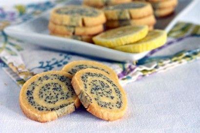 Lemon Poppyseed Slice and Bake Cookies | Tasty Kitchen: A Happy Recipe Community!