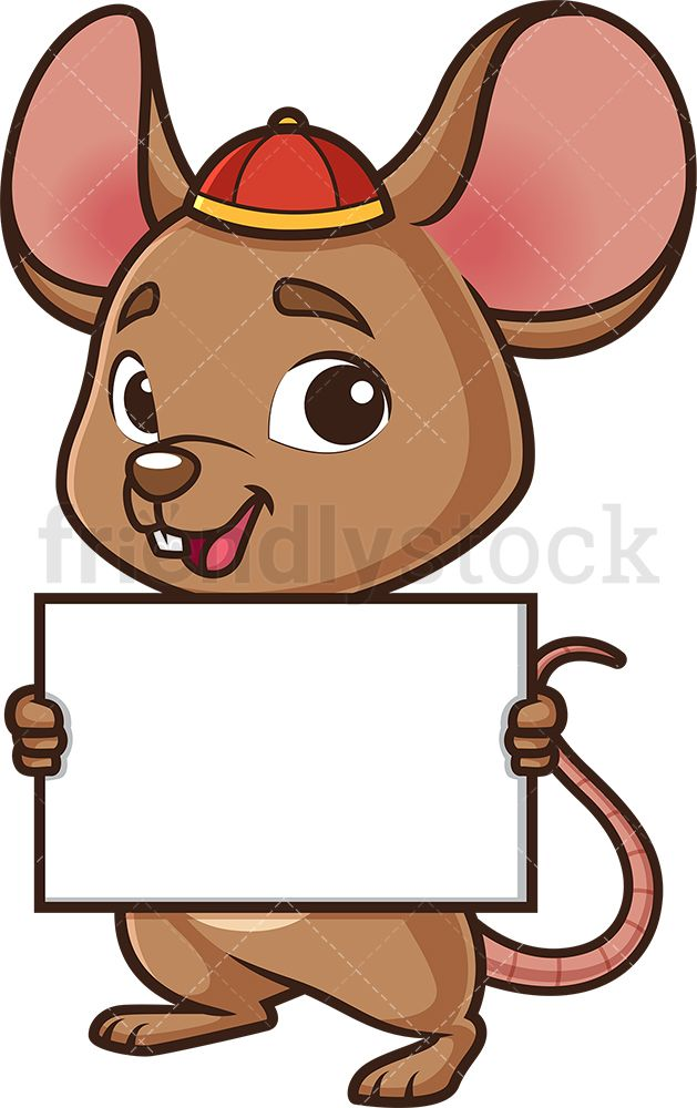 25+ Animals Holding Signs Clipart