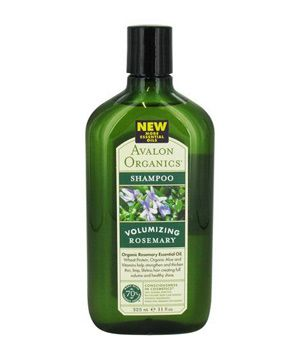 Avalon Organics Rosemary Shampoo: Suds up with fewer synthetics by using this NSF-certified shampoo. Oat and wheat proteins enliven limp strands, while rosemary essential oil and aloe impart shine.