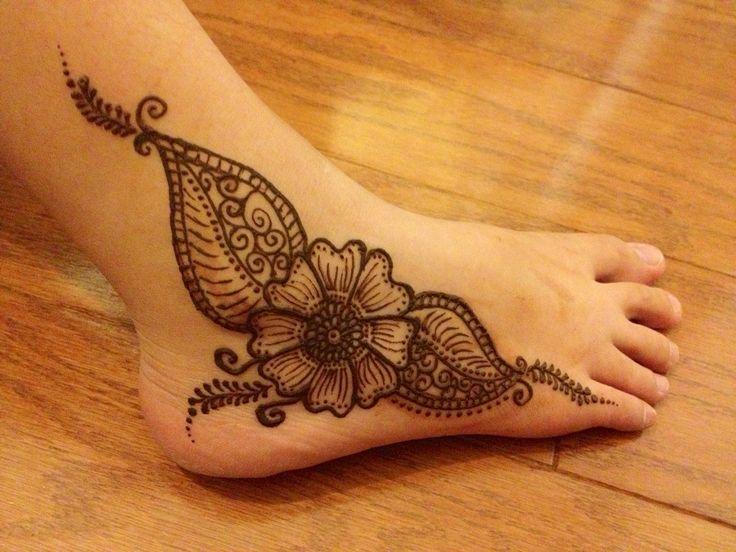 Les 191 meilleures images du tableau henn sur pinterest mod les de henn le henn et - Modele de henna ...