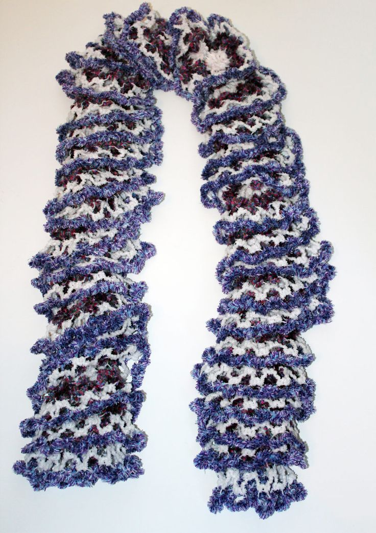 Unique  ITALIAN handmade scarves women  white, blue, purple - cotton material  - women gift - mother's day by NeroExpress on Etsy