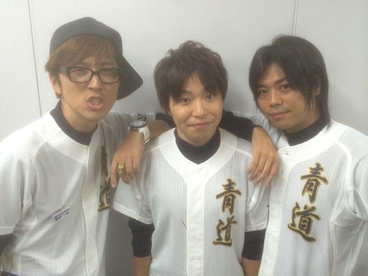 Namidai, Takahiro Sakurai, Dia no Ace Event | Namikawa Daisuke official blog (Aug 30, 2014)