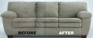 Professional and trustworthy cleaning services guaranty crisp and clean upholstery that smells amazingly fresh.