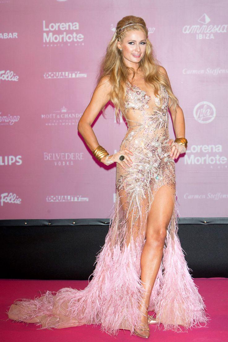 Paris Hilton presents Foam & Diamonds on July 18, 2015, in Ibiza, Spain.   - Cosmopolitan.com