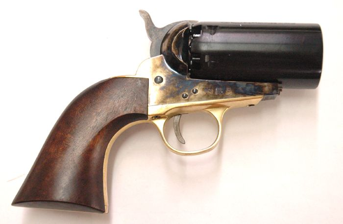 RH1050 1851 NAVY YANK PEPPERBOX REVOLVER (NEW PRODUCT ...