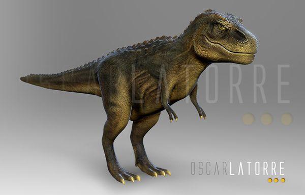 rex by oscar latorre, via Behance