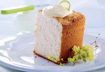 Recette Gâteau des anges - Coup de Pouce