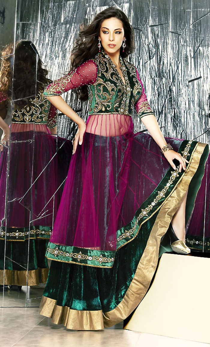 Fashionable Dresses Photos
