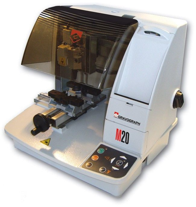 Gravograph M20 Jewel Engraving Machine