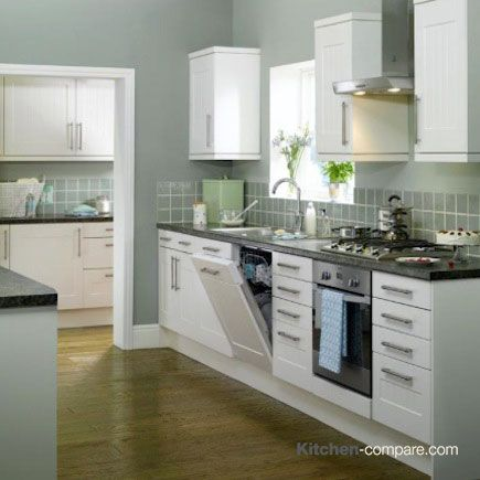 Beautiful Homebase Hygena Barto Barto is a distinguished and versatile kitchen accented with a