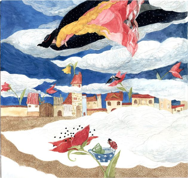Colorhood - Lovers by Cristiana Radu