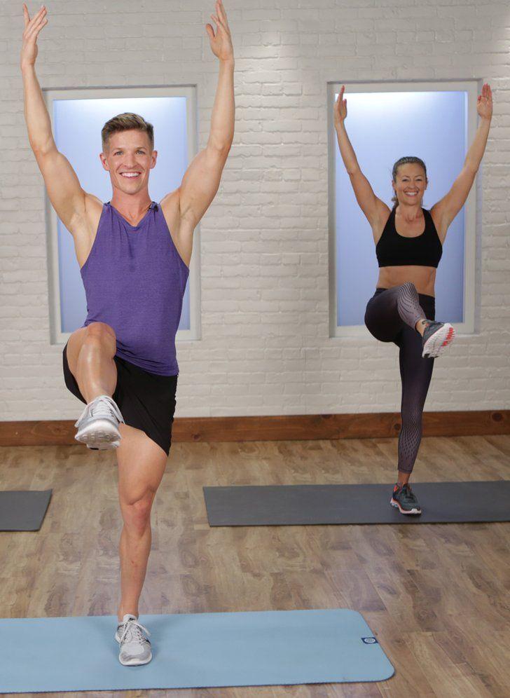 10 besten pilates bilder auf pinterest bauch beine po pilates training und gymnastik. Black Bedroom Furniture Sets. Home Design Ideas