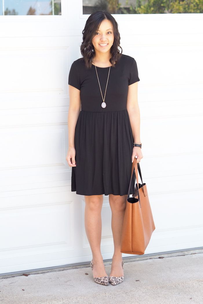 25  best ideas about Casual black dresses on Pinterest | Black ...