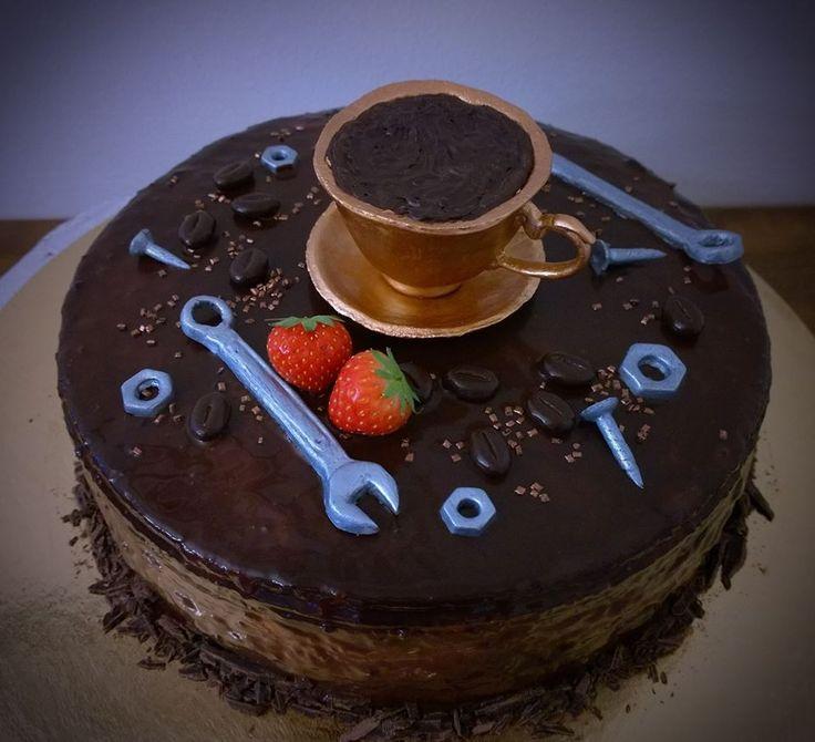 Kahvitauko-kakku