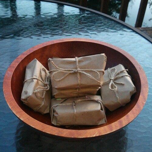#etsy #organic #coconutoil #soap #mint