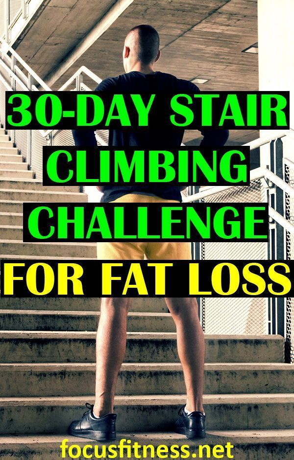 Stair Climber Before And After Pictures