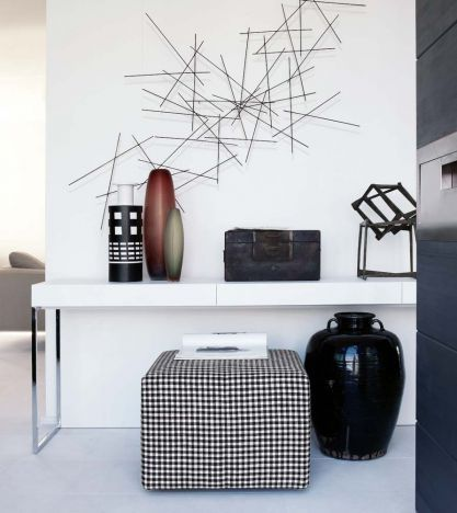 b b italia athos console table modern pinterest the. Black Bedroom Furniture Sets. Home Design Ideas