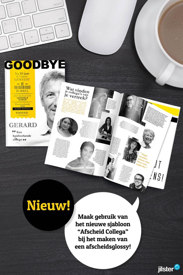 Citaten Afscheid Collega : Beste afbeeldingen over tijdschrift als cadeau voor een