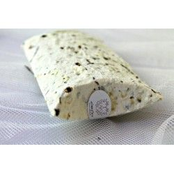 Pillow box in carta seminabile ( scatola per bomboniera)  #seed paper box