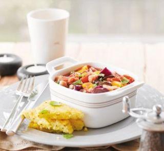 Tasty vege hotpot | Healthy Food Guide