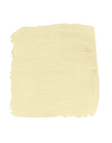 """I'm attracted to warm colors that kind of wrap their arms around you. This is like candlelight, with a wonderful golden glow. I'll put layers of glaze over it so it's as rich in daytime as it is at night."" -WILLIAM EUBANKS: BENJAMIN MOORE GOLDEN STRAW 2152-50"