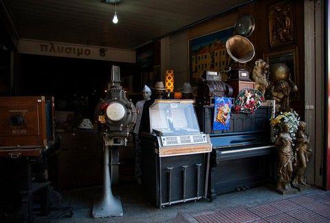 Ποιο είναι ένα από τα ομορφότερα μαγαζιά της Αθήνας, σύμφωνα με τους Times;;; (PHOTOS)
