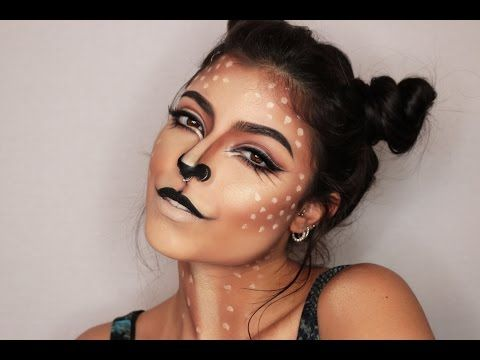 DEER - HALLOWEEN 2016 | STEPHANIE SUERO - YouTube