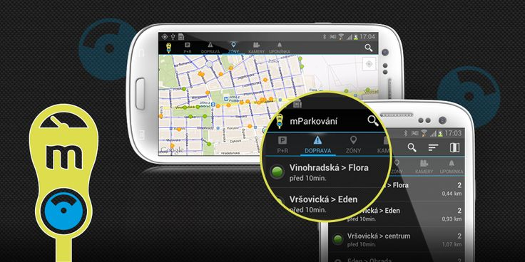 Application mParkování is designed for all motorists facing regularly or randomly problems with parking and high traffic density in the capital city of Prague. By using this application, you can easily find a parking place or avoid unpleasant traffic jams.