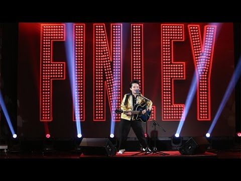 Insanely Talented 8-Year-Old Elvis Tribute Artist Says He Feels 'Elvis | Country Rebel