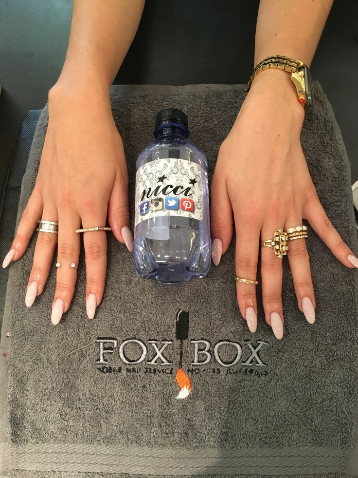 #NicciWinter16 launch #CapeTown #FoxBox #Nails