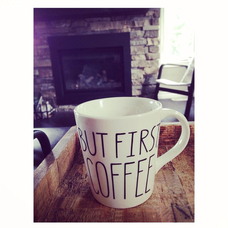 rustic home and comfortable style. but first coffee.