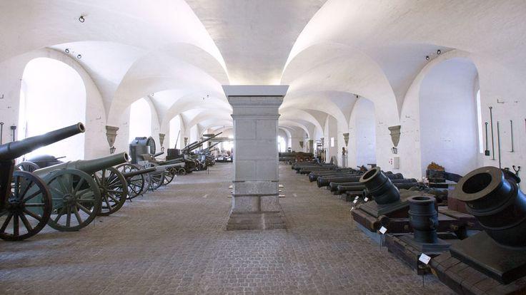 Tøjhusmuseet (Royal Arsenal Museum) - closed Monday - DKK65
