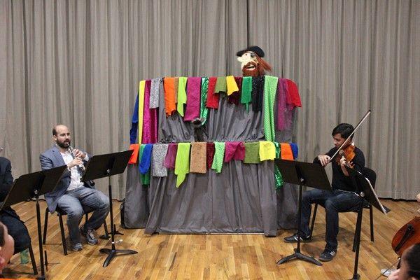 """""""Trapos y cuerdas"""" presentado por La Charca."""