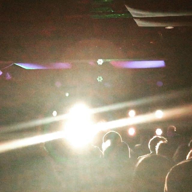 Alexander Lynch, AOK & Flint Eastwood performed on Friday at Pyramid Scheme