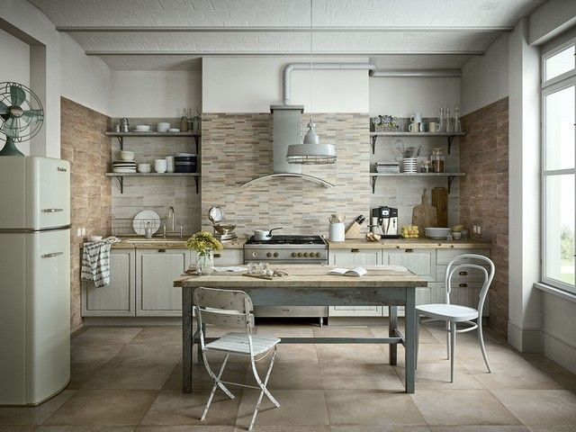 119 best images about rivestimenti bagno on pinterest surf summer and design - Rivestimento cucina moderna ...