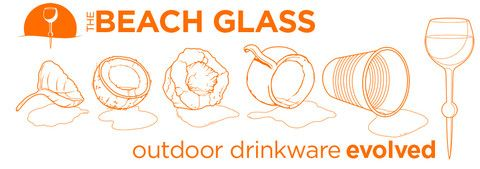 The Beach Glass Outdoor Drinkware Evolved