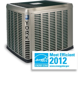 York Affinity CZH | 18 SEER Air Conditioner