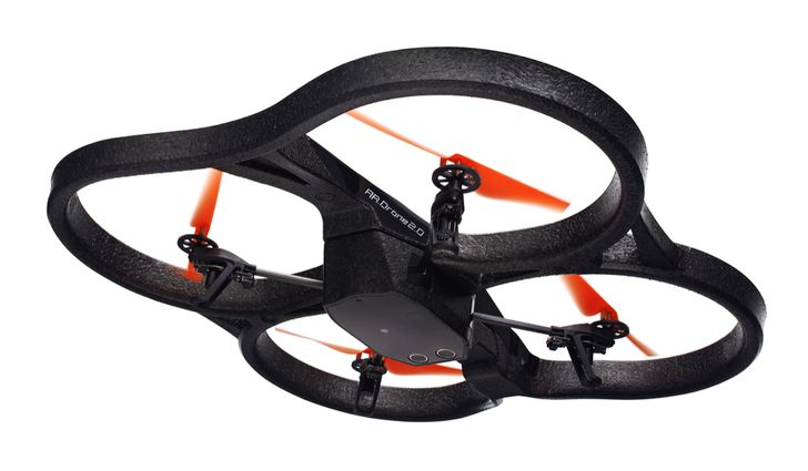 Parrot AR Drone 2.0 Power Edition. Need more time? With the Power Edition AR Drone 2.0, fans of AR Drone 2.0 can take advantage of the new high density Lithium-Polymer battery which increases the battery life of the impressive quadricopter from 12 to 18 minutes. The Power Edition includes 2 HD batteries for up to 36 minutes of flight.