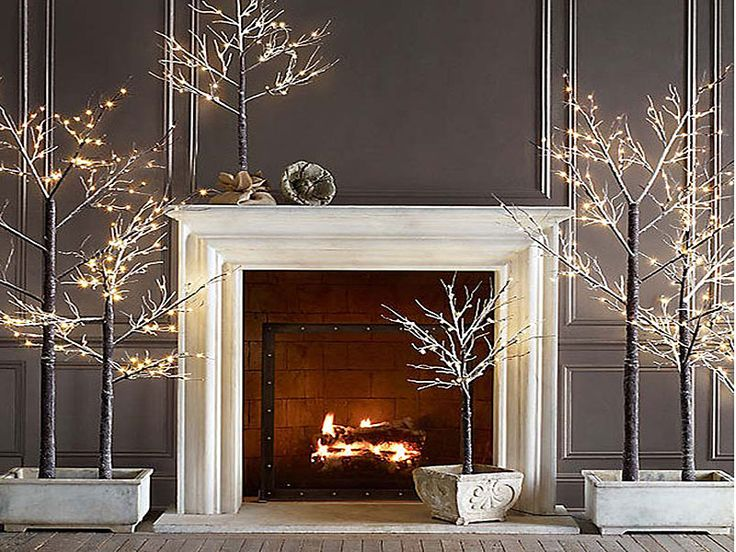 Homes Decorated For Christmas On The Inside 434 best home decor for the season images on pinterest | merry