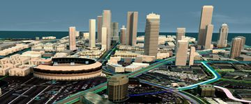 BIM solutions for insight into building, infrastructure, or plant projects.