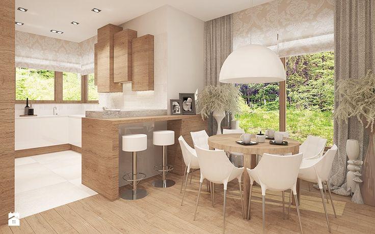 Kuchnia, styl minimalistyczny - zdjęcie od Ludwinowska Studio Architektury